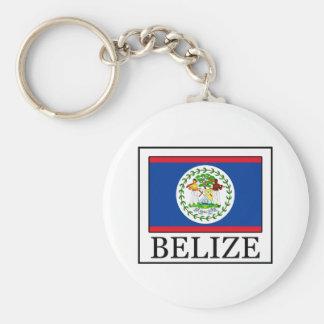 Belize keychain
