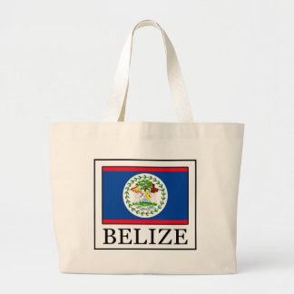 Belize Large Tote Bag