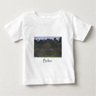 Belize Mayan Temple in Central America Baby T-Shirt