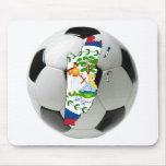 Belize national team mouse pads