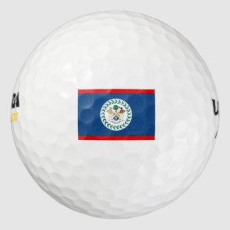 Belize Pack Of Golf Balls