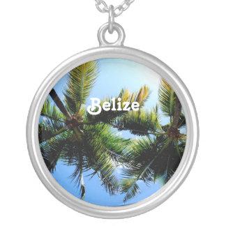 Belize Palm Trees Necklaces