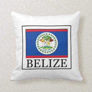 Belize pillow