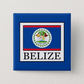 Belize Pinback Button