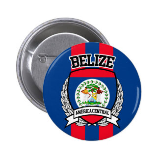 Belize Pinback Button