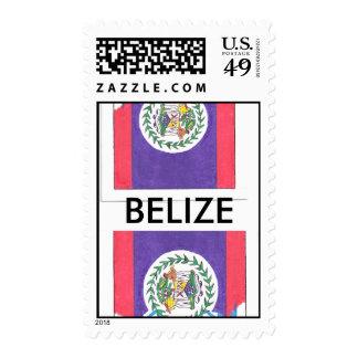 Belize Postage