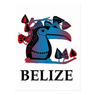 Belize Post Cards
