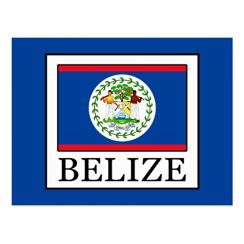 Belize Postcard