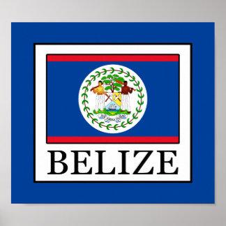 Belize Poster