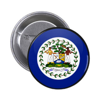 Belize quality Flag Circle 2 Inch Round Button