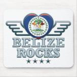 Belize Rocks v2 Mouse Pads