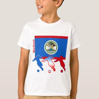 Belize Soccer Players T-Shirt