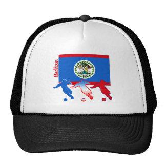 Belize Soccer Players Trucker Hat