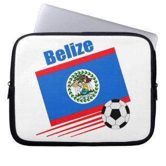 Belize Soccer Team Computer Sleeves