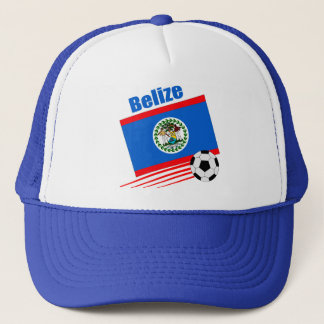 Belize Soccer Team Trucker Hat