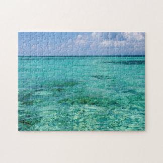 Belize, Stann Creek, Southwater Cay Jigsaw Puzzle