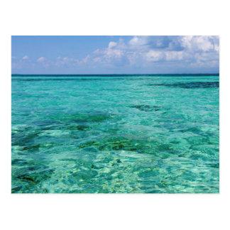Belize, Stann Creek, Southwater Cay Postcard