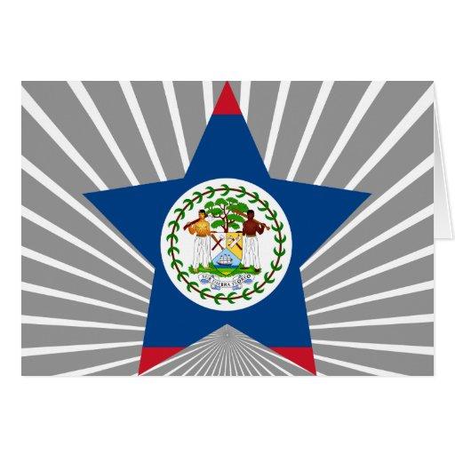 Belize Star Card