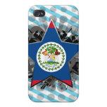 Belize Star iPhone 4 Case