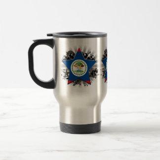 Belize Star Coffee Mugs