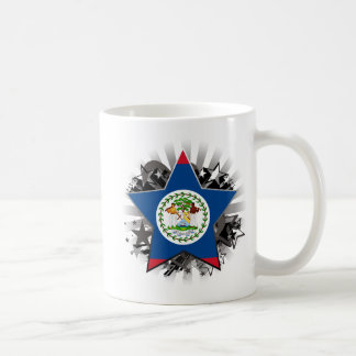 Belize Star Mugs
