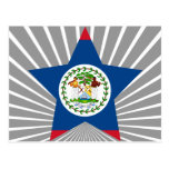 Belize Star Post Cards