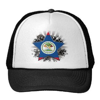 Belize Star Trucker Hat