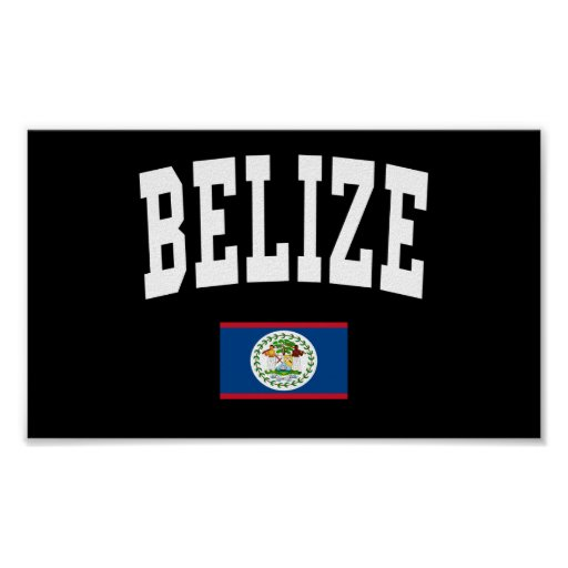 Belize Style Print
