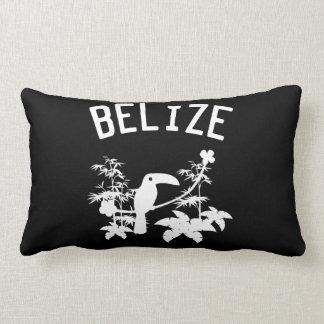 Belize Toucan Silhouette Pillows