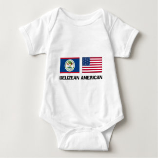 Belizean American Baby Bodysuit