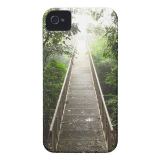 Belizean Bridge iPhone 4 Case