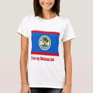 belizean dad tribute T-Shirt