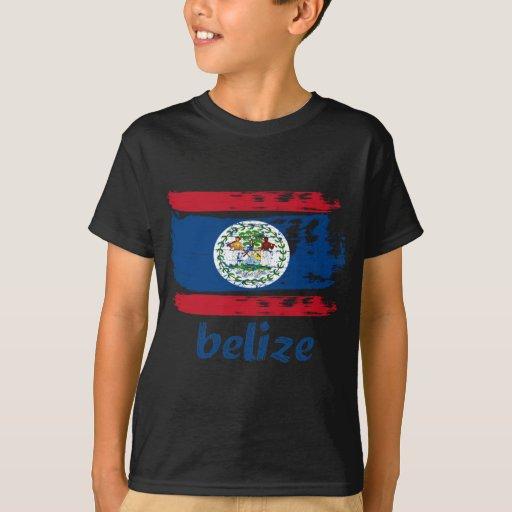 Belizean Flag designs T-Shirt