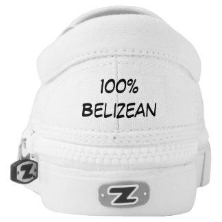 Belizean Flag Shoes