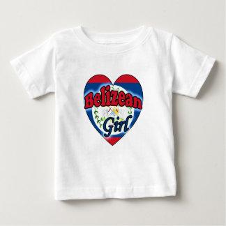 Belizean Girl Baby T-Shirt