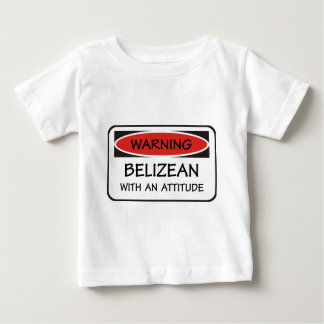 Belizean With An Attitude Baby T-Shirt