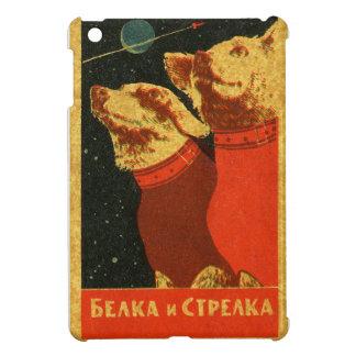 Belka and Strelka iPad Mini Cases