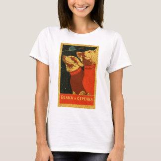 Belka and Strelka T-Shirt