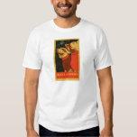 Belka and Strelka T Shirts