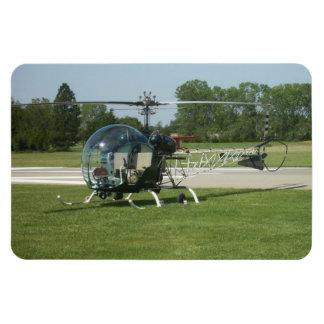 Bell 47 Flex Magnet