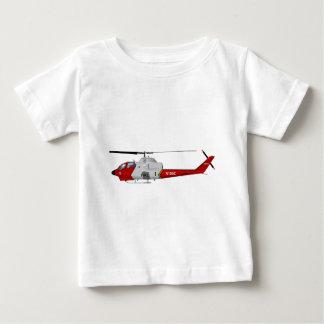 Bell AH-1 USFS Fire Watch Baby T-Shirt
