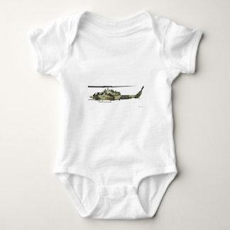 Bell AH-1W Super Cobra Baby Bodysuit