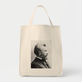 Bell ~ Alexander Graham / Inventor Educator Tote Bag