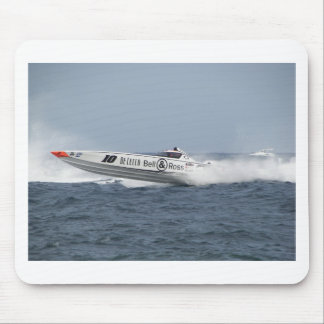 Bell and Ross Powerboat. Mouse Pad