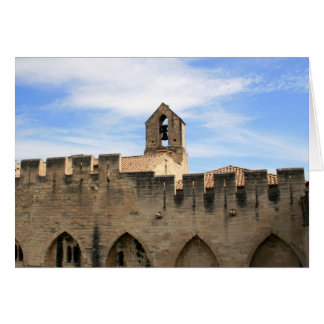 Bell at Avignon Card