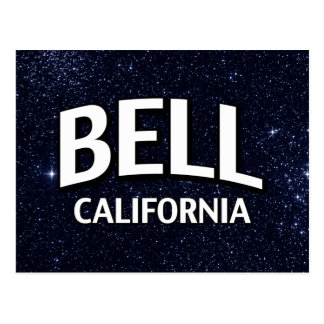 Bell California Postcard