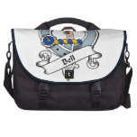Bell Clan Badge Laptop Commuter Bag