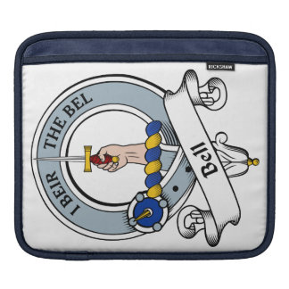 Bell Clan Badge Sleeve For iPads