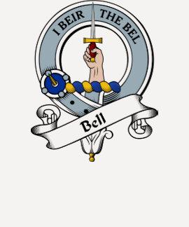 Bell Clan Badge Tshirts