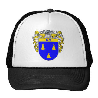 Bell Coat of Arms New (Mantled) Hat